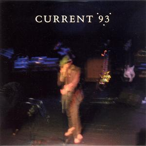 Current 93 - Aleph At Docetic Mountain CD (album) cover