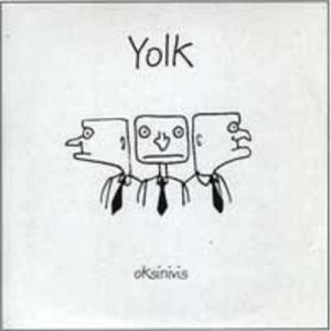 Yolk - Oksinivis CD (album) cover