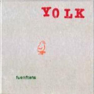 Yolk - Fuenftens CD (album) cover