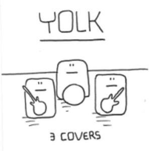 Yolk - 3 Songs / 3 Covers CD (album) cover
