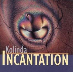 Kolinda - Raolvasas (incantation) CD (album) cover
