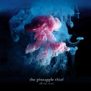 THE PINEAPPLE THIEF - All The Wars CD album cover