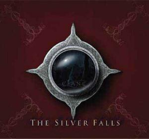 Elane - The Silver Falls CD (album) cover