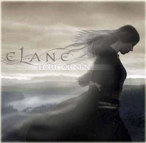 Elane - Lore Of Nén CD (album) cover