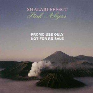 Shalabi Effect - Pink Abyss CD (album) cover