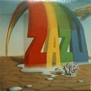 Zazu - Zazu CD (album) cover