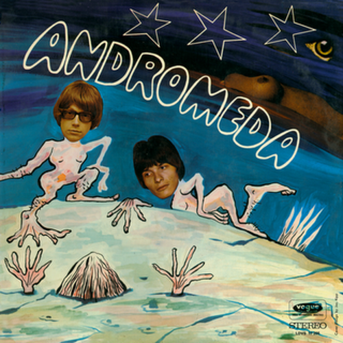 ANDROMEDA image groupe band picture