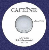 Cafeine - Cafeine CD (album) cover