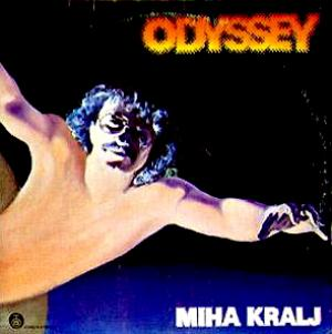 Miha Kralj - Odyssey CD (album) cover