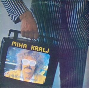 Miha Kralj - Electric Dreams CD (album) cover