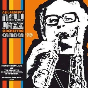 Neil Ardley - Camden '70 (with The New Jazz Orchestra) CD (album) cover