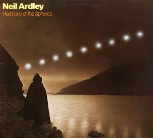 Neil Ardley - Harmony Of The Spheres CD (album) cover