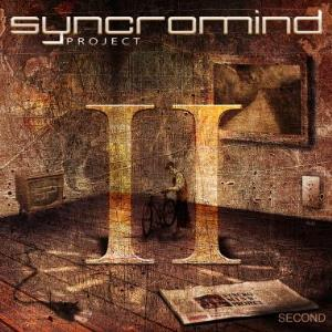 Syncromind Project - Second CD (album) cover