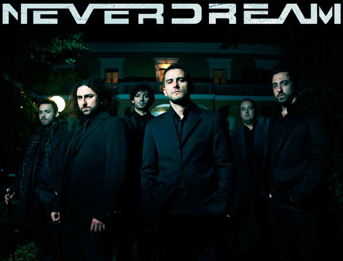 NEVERDREAM image groupe band picture
