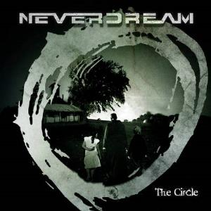 Neverdream - The Circle CD (album) cover