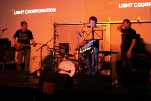 LIGHT COORPORATION image groupe band picture