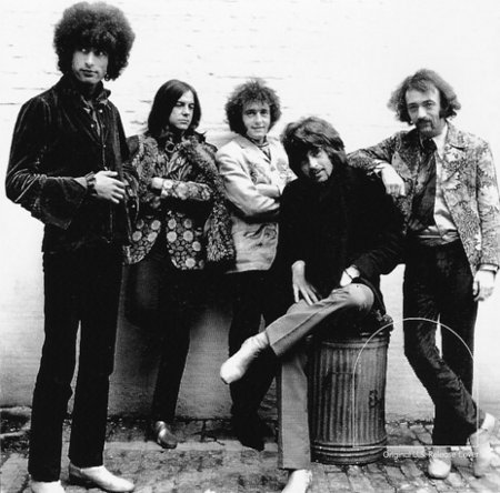 THE PRETTY THINGS image groupe band picture