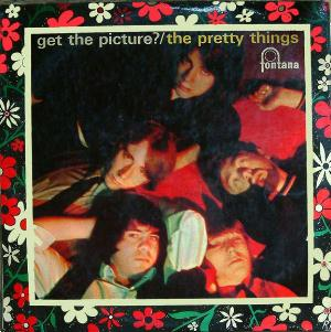 The Pretty Things - Get The Picture? CD (album) cover