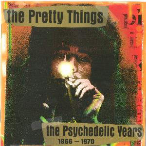 The Pretty Things - The Psychedelic Years 1966-1970 CD (album) cover
