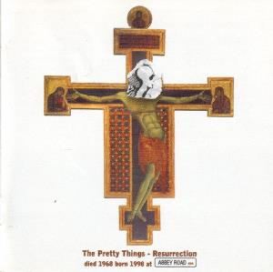 The Pretty Things - Resurrection CD (album) cover