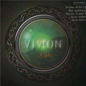Lazaro - Vision CD (album) cover