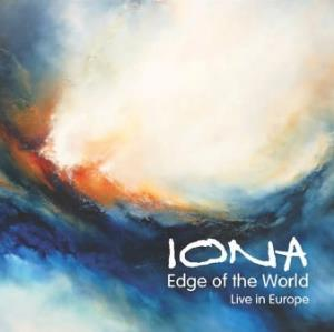 Iona - Edge Of The World / Live In Europe CD (album) cover