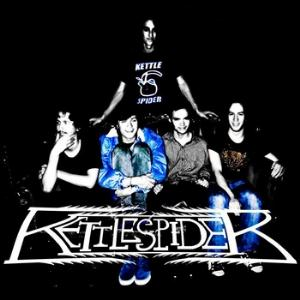 Kettlespider - Discovery CD (album) cover