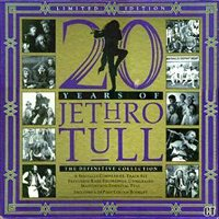 Jethro Tull - 20 Years Of Jehtro Tull CD (album) cover