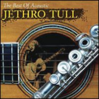 JETHRO TULL - The Best Of Acoustic Jethro Tull CD album cover
