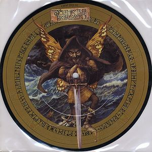 Jethro Tull - Broadsword CD (album) cover