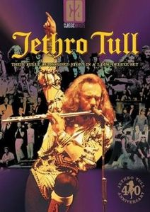 Jethro Tull - Classic Artists Series: Jethro Tull DVD (album) cover