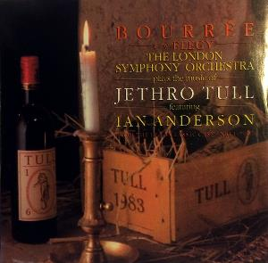 Jethro Tull - Bourröe CD (album) cover