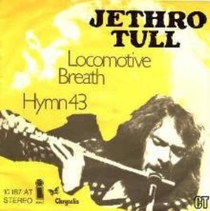 Jethro Tull - Locomotive Breath CD (album) cover