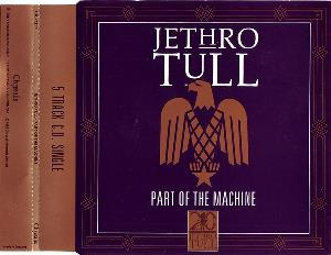 JETHRO TULL - Part Of The Machine CD album cover