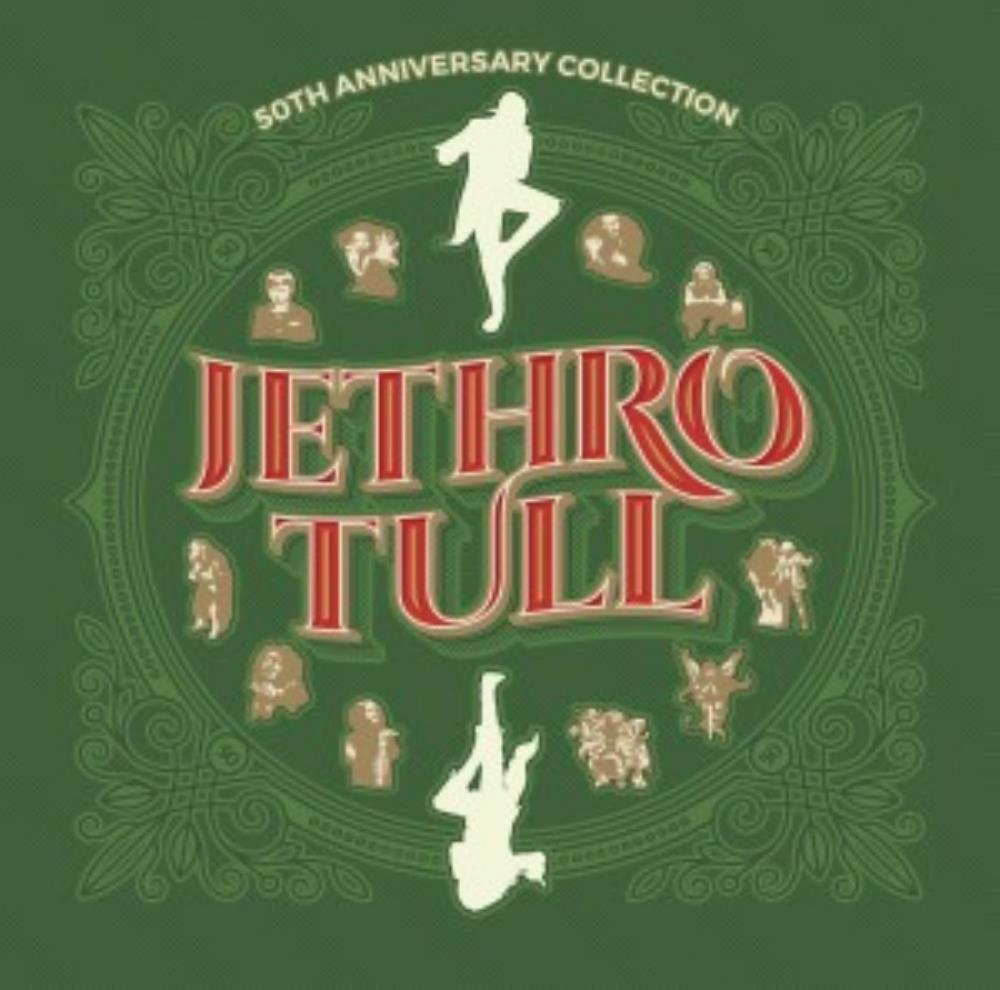 Jethro Tull - 50th Anniversary Collection CD (album) cover