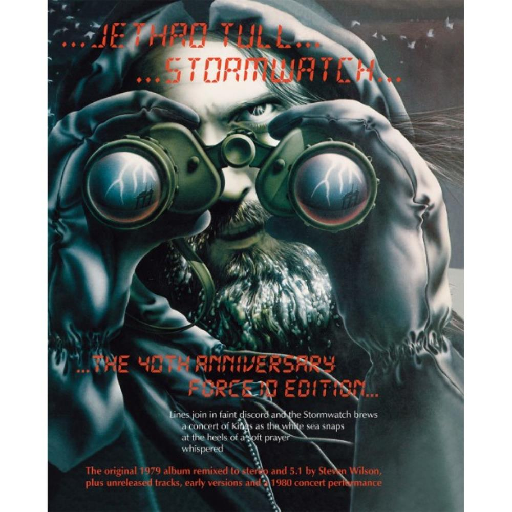 Jethro Tull - Stormwatch (the 40th Anniversary Force 10 Edition) CD (album) cover