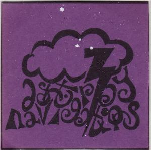 Ashtray Navigations - Skewered By Clouds CD (album) cover