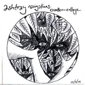 Ashtray Navigations - Casetten-collage CD (album) cover
