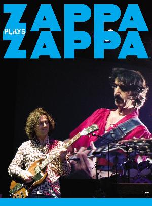 Dweezil Zappa Zappa Plays Zappa CD album cover