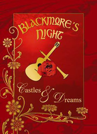 BLACKMORE'S NIGHT - Castles And Dreams CD (album) cover