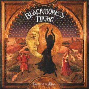 BLACKMORE'S NIGHT - Dancer And The Moon CD album cover