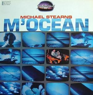 Michael Stearns M'ocean CD album cover