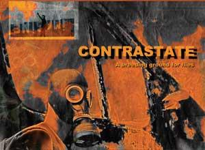 Contrastate - A Breeding Ground For Flies CD (album) cover