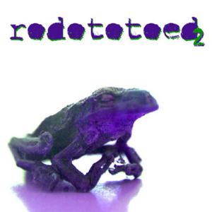 Rodototoed - 2 CD (album) cover