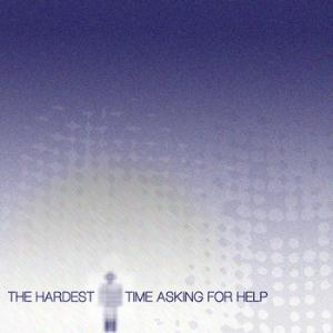 Tipu Sabzawaar - The Hardest Time Asking For Help CD (album) cover