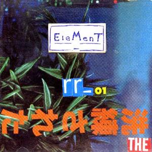 Transelement / Element - Rr-01 CD (album) cover