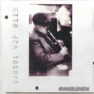 Transelement / Element - Ouaqui Paetes CD (album) cover