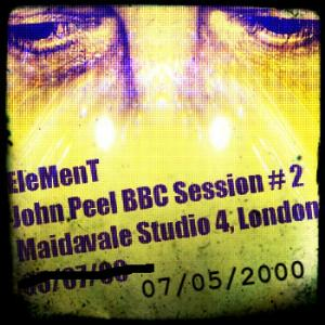 Transelement / Element - John Peel Bbc Session #2 CD (album) cover