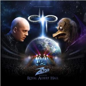 Devin Townsend Ziltoid: Live At The Royal Albert Hall CD album cover