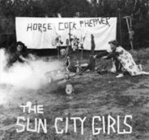 Sun City Girls - Horse Cock Phepner CD (album) cover